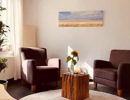 Birgit Funk Praxis Psychotherapie 01 - Praxis für Hypnose- und Psychotherapie