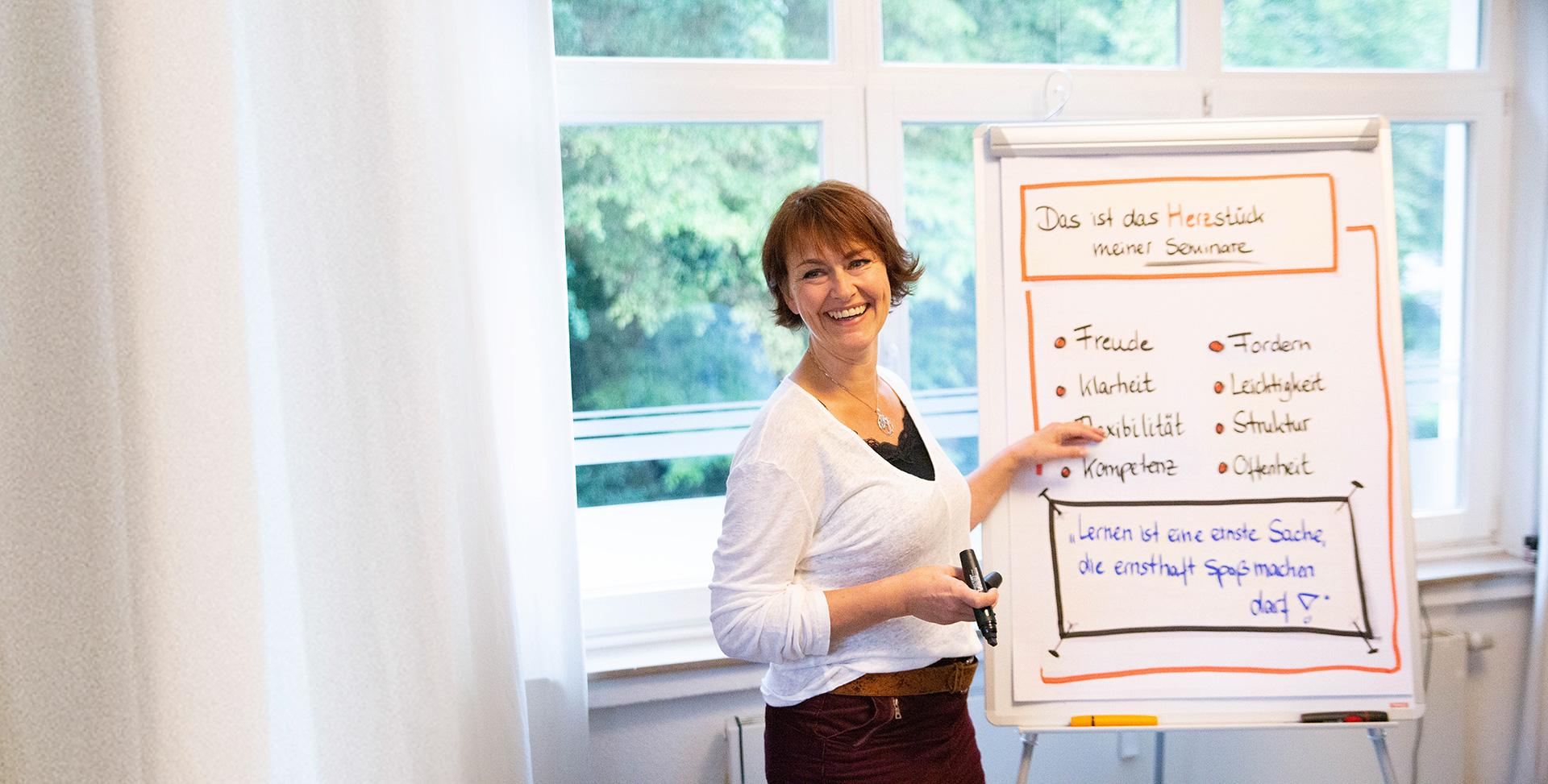 Birgit Funk Einzigartigkeit - Firmenseminare