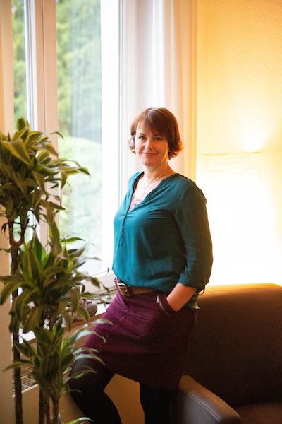 Birgit Funk Portrait 01 - Praxis für Hypnose- und Psychotherapie